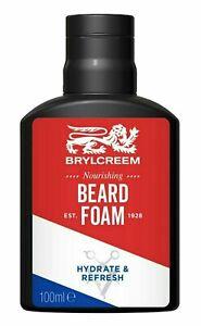 Brylcreem Nourishing Beard Foam Hydrate & Refresh - 100ml