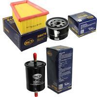 Inspektionspaket Service Kit Filtersatz für Renault Megane Scenic JA0/1