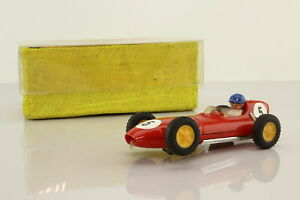 Scalextric Slot Car C54; Lotus Formula 1; Red; Good Unboxed