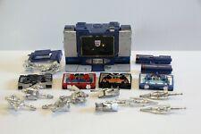 G1 Transformers - SOUNDWAVE (w/ 4 CASSETTES) - 100% Complete - Pre-Rub (1984)