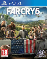 FAR CRY 5 PS4 BRAND NEW FAST DELIVERY!