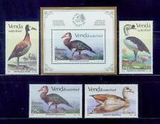 venda/1987 water rare birds  /mnh.good condition