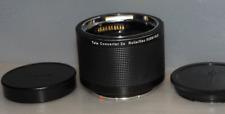 Rolleiflex 6000 / 6002 / 6006 / SLX - Teleconverter 2x mit beiden Deckeln