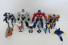 Transformers Lot incomplete G1 Generations Optimus Megatron McDonalds Armada RID