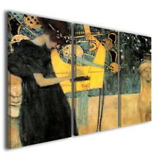 Quadri moderni Gustav Klimt XVI riproduzioni stampe su tela canvas ® quality