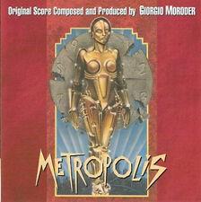 "Giorgio Moroder: ""Metropolis & Battlestar Galactica"" + bonus (O.S.T. - Score CD)"