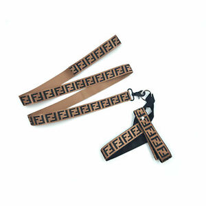Fashion Brown Harness and Leash Set for Dog