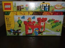 LEGO Build & Rebuild Play Box 1000 pieces (4630) - Excellent Condition