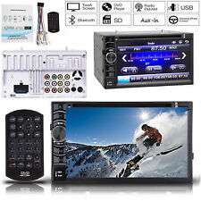 """For Mercedes-Benz C Class 6.2"""" 2DIN Car Stereo DVD Radio Bluetooth+Backup Camera"""