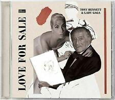 Lady Gaga & Tony Bennett - Love For Sale      (Neu 2021)    CD NEU OVP