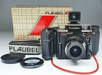 PLAUBEL 69W PROSHITìFT Superwide con Schneider Super-Angulon47/5,6