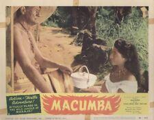 Macumba 11x14 Lobby Card #2