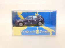 ESF-02918Herpa Werbung 1/87, VW Golf Dankeschön Europa, aus Sammlungsauflösung