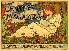 LOUIS RHEAD Century Magazine Art Nouveau Illustration, NEW Fine Art Print