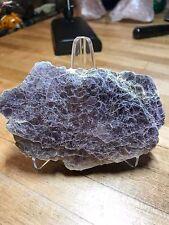 Lepidolite Crystal Mineral Gemstone Small to Medium Lavender Color Slab Specimen