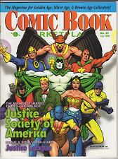 Comic Book MarketPlace #69    ( JLA / JSA Issue )  NM