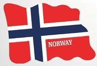 Aufkleber The Top of Europe Nordkapp Nordkap Norge Norwegen Oldtimer Caravan