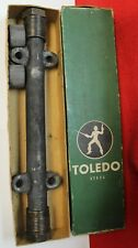 NOS Lower Control Inner Arm Shaft Toledo 13020A 1940-51 Chrysler Desoto (621)
