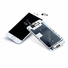 "New White Full LCD Lens Screen Display 3D Touch Digitizer For iphone 6S 4.7"" 6S"