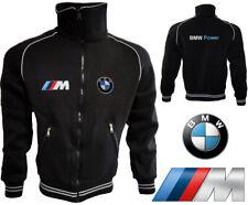 BMW M-Power Fleece Jacket Chaqueta Giacca Coat Veste Mantel Blouson Travel Jacke
