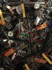 1/2 Lb Lot Large Electronics parts Grab Bag NEW DIY Assortment US Free Ship!