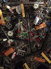 1/2 Lb Lot Large Electronics parts Blowout NEW DIY Assortment SALE US Free Ship!