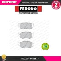 FDB1955-G Kit pastiglie freno a disco ant.Hyundai-Kia (FERODO)