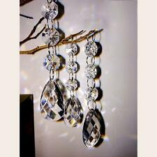 Diamond Decoration Hanging Garland Bead Strand Wedding Party Acrylic Crystal