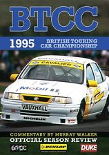 BTCC British Touring Car Championship - Official Season Review 1995 (New DVD)