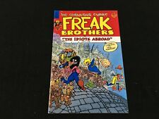 The Fabulous Furry Freak Brothers Comic Book #8 Rip off the Press Gilbert