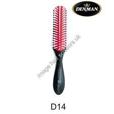 Denman D14 Small Handbag Size Hair Brush Professional Volume Style Smooth
