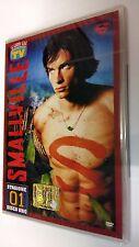 Smallville DVD Serie Televisiva Stagione 1 Volume 1 - Episodi 4 180 minuti c.a.