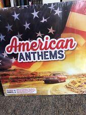 American Anthems - New Sealed Vinyl 2LP Byrd's Dylan Meat Loaf Boston