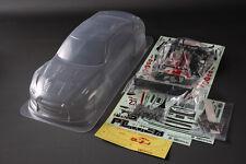 Tamiya #51453 1/10 RC Car Body Parts Set Nissan R35 GT-R Nismo GT1 Sumo Power GT
