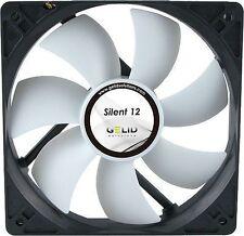 Gelid Silent 12 120mm Quiet Case Fan