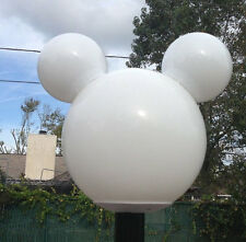 Disney Globes for Lamp Post