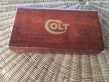 Colt python box