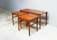1970's mid century nest of tables by Remploy