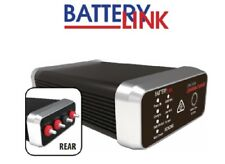 Caravan Battery Charger 10 Amp 12volt DC to DC Dual Charger + Solar Maintain AGM