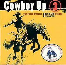 New: Various Artists: Cowboy Up 3: Third Official Prca Rodeo Album  Audio Casset