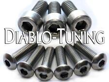 Ibanez Edge Tremolo Saddle Intonation & Locking Nut Screws SET - Stainless Steel