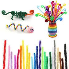 100pcs Montessori Materials Chenille Children Educational Toy Crafts For Kids