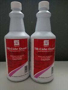 Spartan TB-Cide Quat Cleaner (2 Bottles)