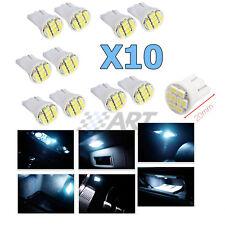 10 x Bombillas T10 led con luz blanco frío para Bmw E90 E91 para interior