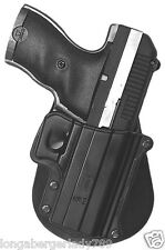 FOBUS TACTICAL PADDLE HOLSTER FOR HI POINT PISTOL .380 CONCEAL CARRY BERSA BPCC