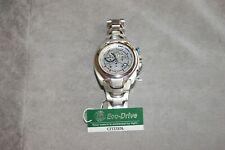 Citizen EcoDrive Titanium AT0480-58B Prezzo listino euro 218,00 Nuovo Fondo Mag.