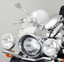 Puig 0444 W Custom Roadster Parabrezza Moto - Transparente