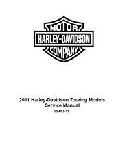 2011 Harley Davidson Electra Glide FLHTK FLHTC FLHTCUSE6 Service Manual On CD