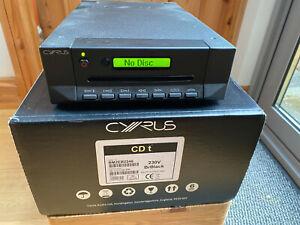 Cyrus CDt CD Transport