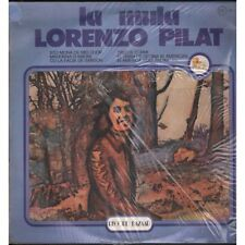 Lorenzo Pilat Lp Vinile La Mula / Record Bazaar RB 175 Sigillato